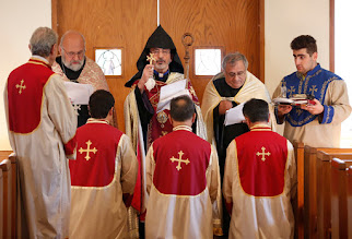 Photo: Acolyte & Sub-Deacon Ordinations
