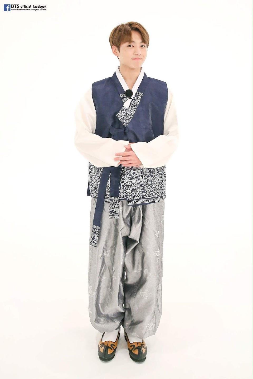 kpop idol hanbok chuseok 1