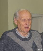 Photo: Kazimierz SP6QNK w wieku, bez mała, 87 lat.