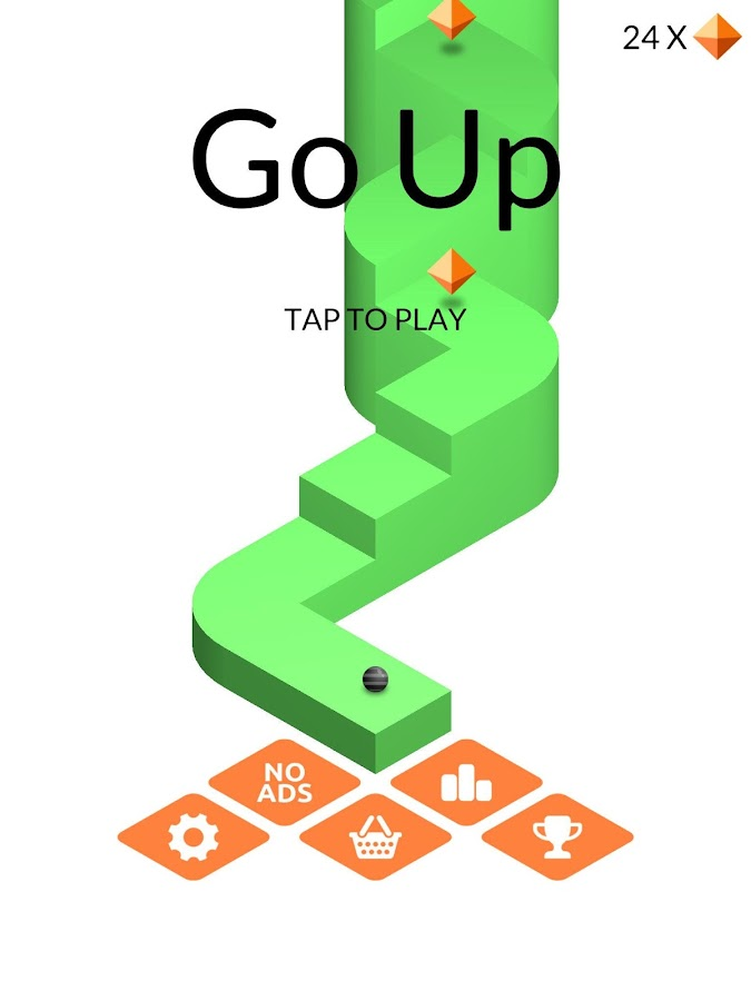 Go Up- screenshot