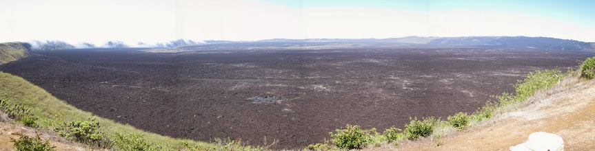 Photo: Full caldera panorama