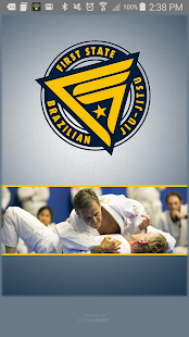 First State BJJ - náhled