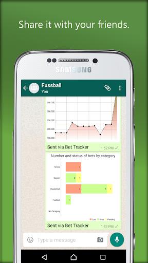 Bet Tracker  screenshots 5