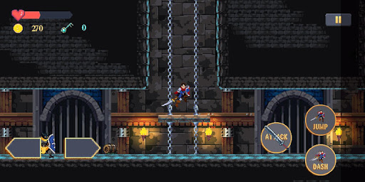 Castle of Varuc: Action Platformer 2D android2mod screenshots 12
