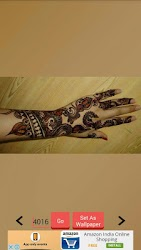 Latest Mehndi Designs 2017 APK Download – Free Art & Design APP for Android 7