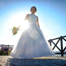 Wedding photographer Vladimir Andreev (andreevfoto24). Photo of 04.09.2016