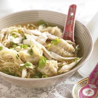 Wonton Ramen Soup