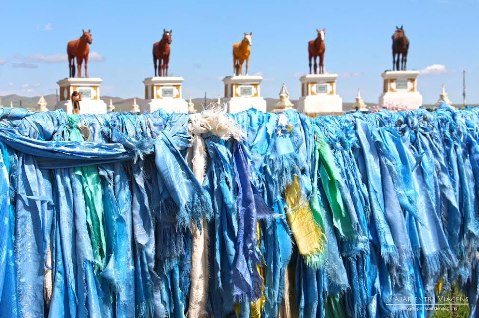 Dia 44 - Atravessando o Gobi chegamos a Ulan Bator, a capital da Mongólia 🇲🇳 | Crónicas do Rally Mongol