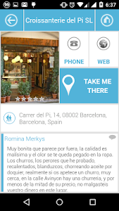 Barcelona City Guide screenshot 3