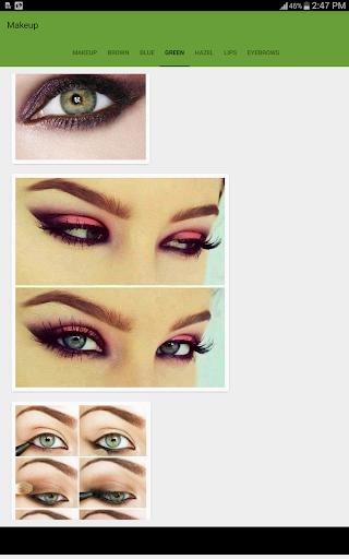 Makeup screenshot 7