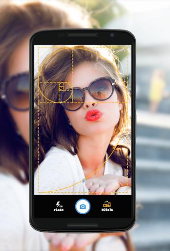 使用황금 비율 카메라手機攝影App就不需要腳架!攝影App就是那麼神奇