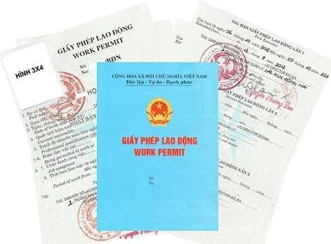 Dịch vụ làm Work permit dành cho đối tượng nào?