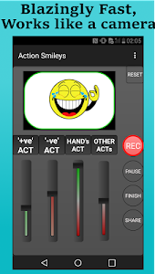 Action Smileys screenshot 2