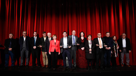 Amigos de la Alcazaba premia la defensa del patrimonio almeriense