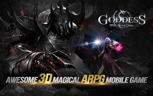 Goddess: Primal Chaos - SEA  Free 3D Action MMORPG screenshots 2