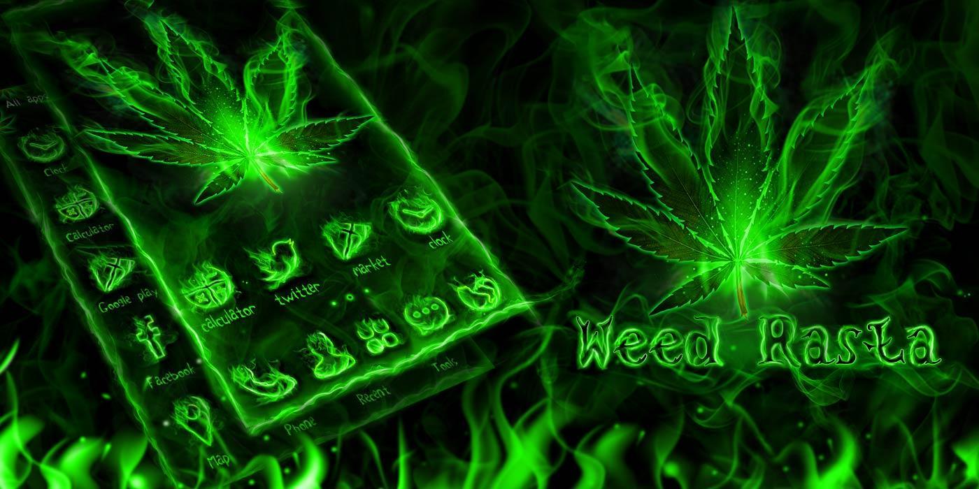 Google themes rasta - Weed Rasta Go Launcher Theme Screenshot