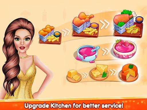 Kitchen Star Craze - Chef Restaurant Cooking Games 1.1.4 screenshots 13