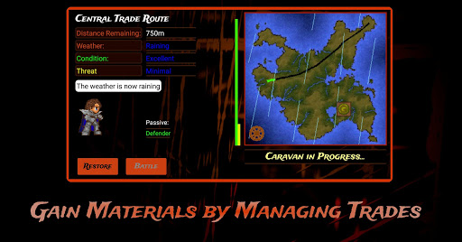Legacy of Elaed: RPG screenshot 6