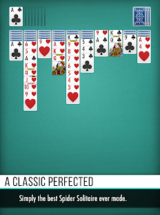 Spider Solitaire for PC / Windows 7, 8, 10 / MAC Free