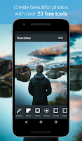 Screenshot of Photo Editor by Aviary