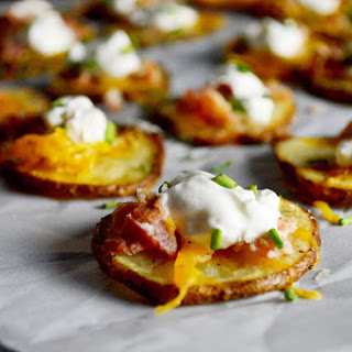 Baked Potato Appetizers Recipes