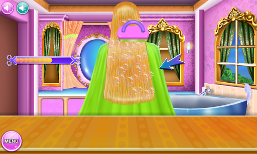 Princess Hairdo Salon 4.2 screenshots 2