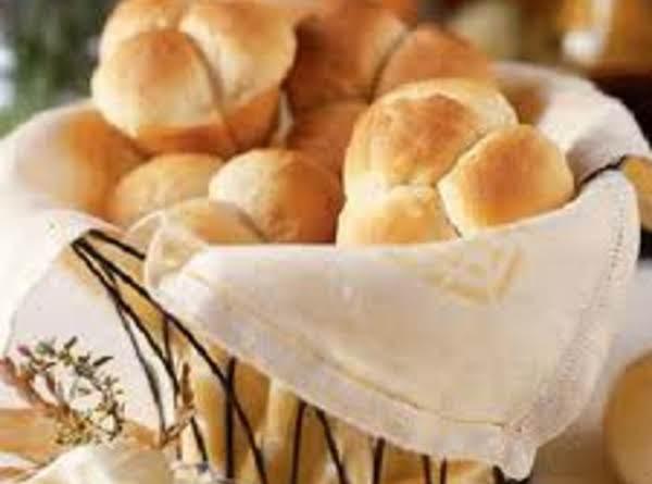 Freezer Bread Cloverleaf Rolls Recipe