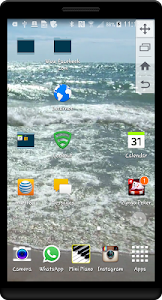 Seashore HD Live Wallpaper screenshot 2