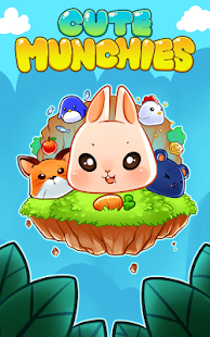 Cute Munchies- gambar mini screenshot