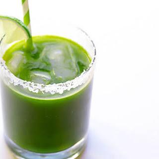 Green Margaritas.