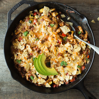 Chicken Chili Casserole