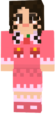 Idk just srrawberry Yulinka. I tried to make a dress
