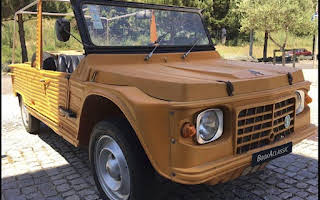 Citroen Mehari Rent Beja