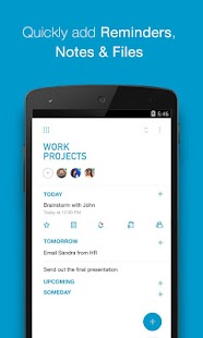 Any.do: To-Do List | Task List - screenshot thumbnail