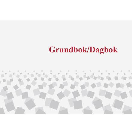 Grundbok Dagbok A4L