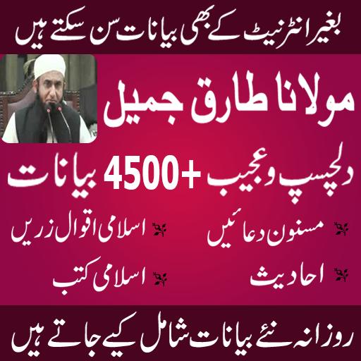 Molana Tariq Jameel Bayanat