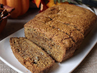 Old Fashioned Pumpkin Bread Recipe
