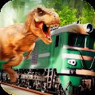 Dinosaur Park - Train Rescue icon