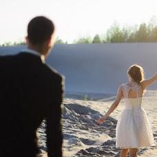 Wedding photographer Oksana Vedmedskaya (Vedmedskaya). Photo of 25.02.2017