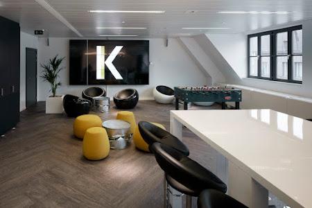 Kantoorinrichting & kantoorrenovatie