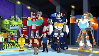 Rescue Bots Academy