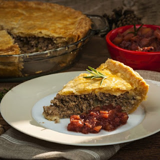 Ground Pork Pie (Tourtiere)