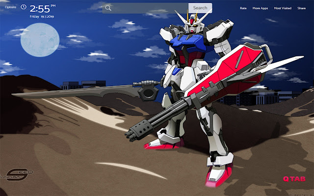 Mobile Suit Gundam Seed Wallpapers Hd Theme