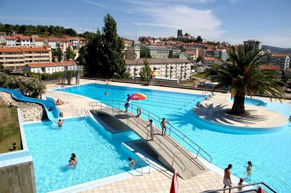 Piscinas Municipais Descobertas com entrada gratuita nas piscinas no Dia da Juventude