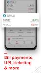 screenshot of Airtel Thanks - Recharge, Bill Pay, Bank, Live TV