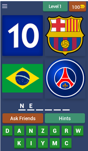 4 Pics 1 Football Player for PC