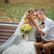 Wedding photographer Elena Yarmolik (Leanahubar). Photo of 24.11.2015