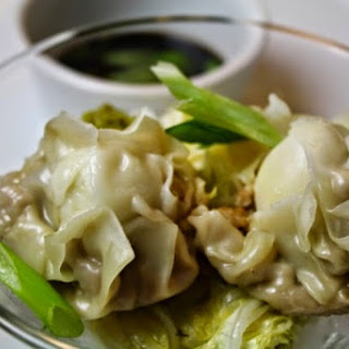 Steamed Sio Mai - Ground Pork & Mushrooms #DumplingsWorldwide