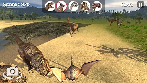 Dinosaur Sim - Tyrannosaurus  screenshots 3