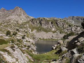Photo: Peguera:  estany de la Llastra